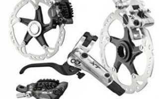 Как настроить дисковые тормоза на велосипеде