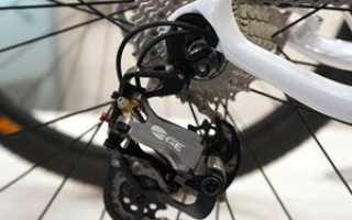 Максимальное количество скоростей на велосипеде