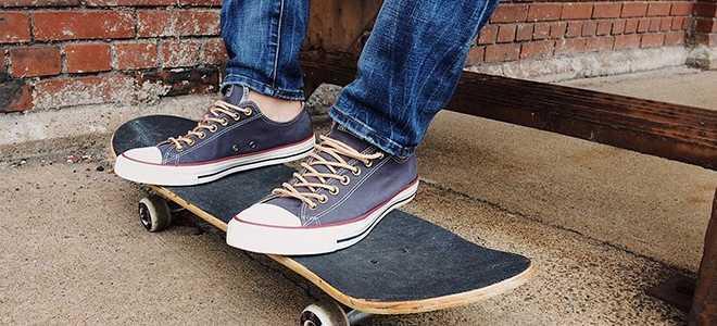 Трюки на скейте для новичков