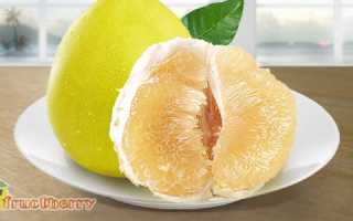 Полезные свойства помело фрукт