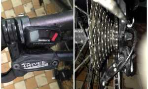 Регулировка заднего переключателя скоростей велосипеда shimano tourney