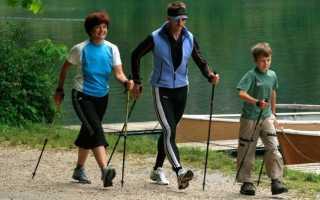 Как правильно пользоваться палками для скандинавской ходьбы