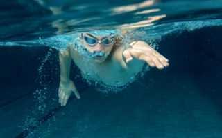 Как научиться плавать кролем самостоятельно
