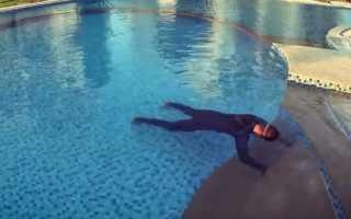 Обучение плаванию детей с 3 лет