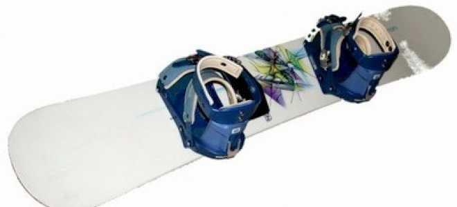 Доска для катания по снегу