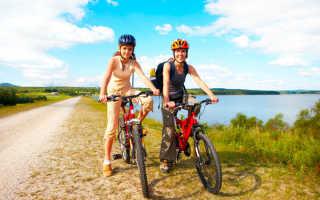 Как научиться ездить на велосипеде взрослому