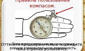 Обозначения на компасе север юг запад восток