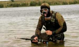 Фонарик для подводной охоты