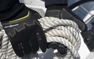 Перчатки для яхтинга