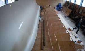 Чертежи катамарана для самостоятельной постройки