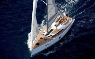 Яхта для кругосветного путешествия