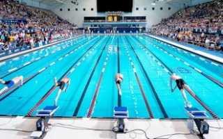 Стили плавания в бассейне