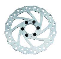 Как выровнять тормозной диск на велосипеде