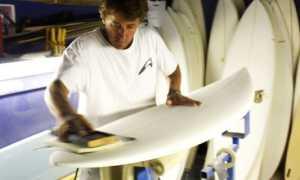 Из чего делают доски для серфинга