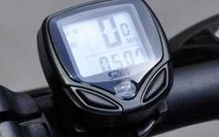 Как правильно установить спидометр на велосипед