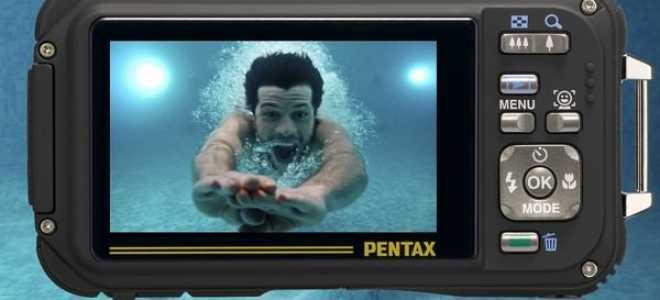 Подводный фотоаппарат