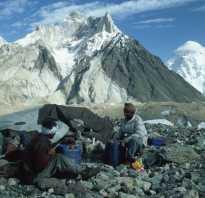 Самые опасные горы в мире