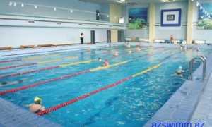 Правила пользования бассейном