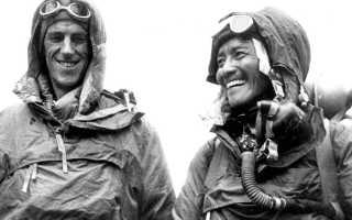 Кто покорил эверест первым в мире