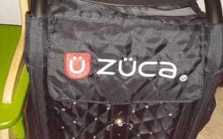 Zuca чемодан для фигурного катания