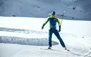 Как выбрать лыжи для конькового хода