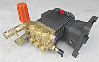 Водяной компрессор высокого давления
