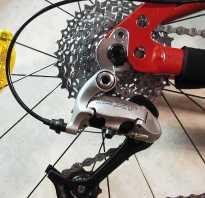 Переключатель скоростей на велосипед задний