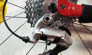 Как поменять переключатель скоростей на велосипеде