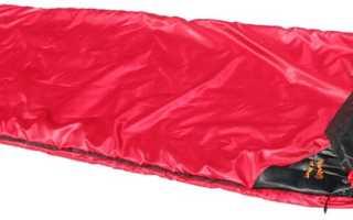 Самый легкий спальный мешок