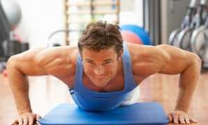 Наращивание мышц в домашних условиях