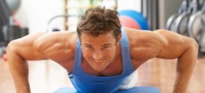 Как накачать мышечную массу в домашних условиях