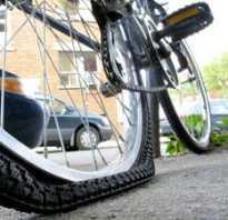 Как накачать шины велосипеда ручным насосом