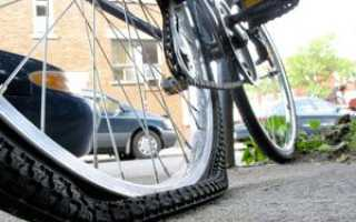 Как накачать велосипед автомобильным насосом