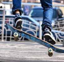 Профессиональные скейты