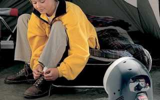 Каталитический обогреватель для палатки