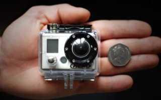 Видеокамеры для экстремального спорта