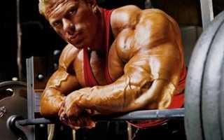 Как правильно нарастить мышечную массу