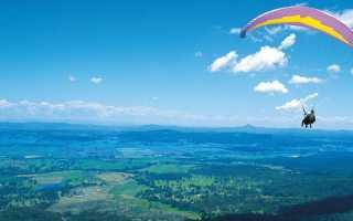 Paragliding перевод