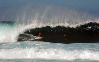 Самые большие волны для серфинга