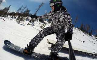 Что такое фрирайд на сноуборде