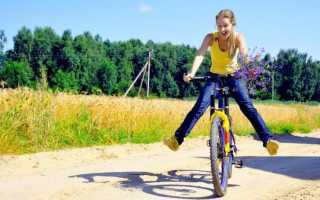Сколько нужно кататься на велосипеде чтобы похудеть