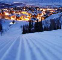 Горные лыжи подмосковье