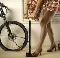 До какого давления качать колеса велосипеда