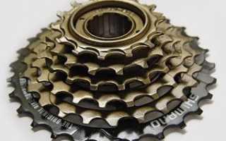 Как снять кассету с заднего колеса велосипеда
