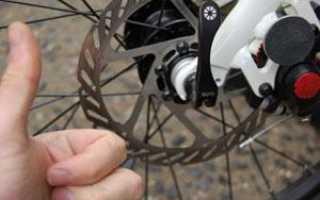 Как работают дисковые тормоза на велосипеде
