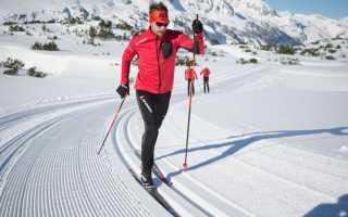 Смазка для беговых лыж