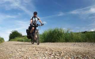 Сколько в день можно проехать на велосипеде