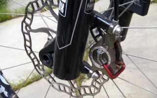 Плохо тормозят дисковые тормоза на велосипеде