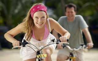 Сколько нужно проезжать на велосипеде чтобы похудеть