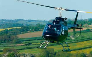 Права на вертолет обучение